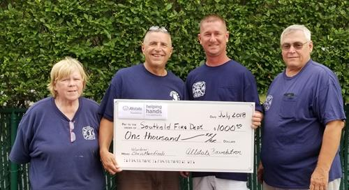 Agency Grant to Southold Fire Department