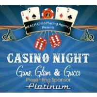 Sponsorships Sought for REACH Child Placing Agency's Casino Night