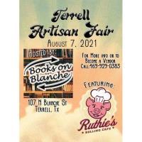 Terrell Artisan Fair Seeking Sponsors