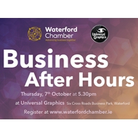 Business After Hours at Universal Graphics