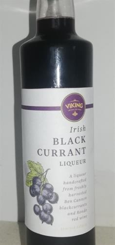 Blackcurrant Liqueur 2020