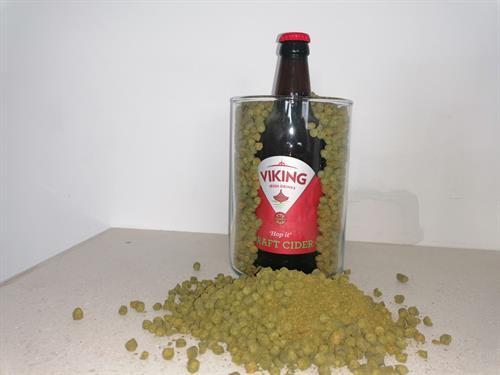 Viking Irish Hop it Cider