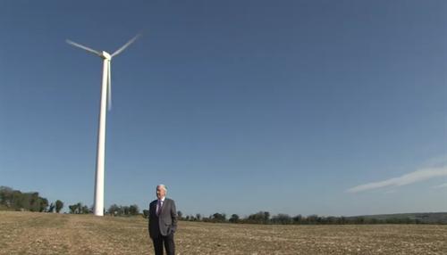 Wind Turbine, Flahavans, Co. Waterford