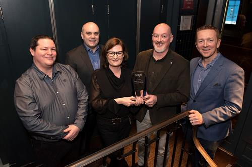 Pimbrook Software awarded Sage 50 Partner of the Year by Sage Ireland