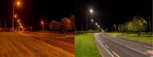 Kilkenny Street Light Project
