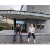 Theatre Royal announces Jamie Beamish as first ever 'artist-in-residence'