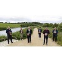 New Walk Waterford booklet launched