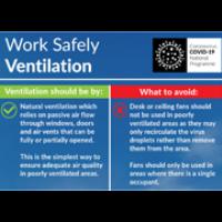 Ventilation - Work Safely