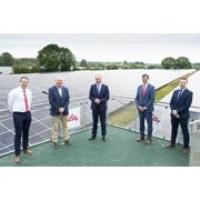 Enerpower install 5.6Mw Solar Farm at Lilly Factory in Kinsale