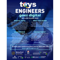Toys4Engineers showcases Waterford to national audience