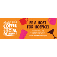 Host a Coffee Morning for Waterford Hospice