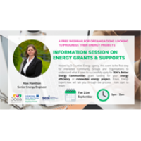 Information Session on Energy Grants & Supports for Organisations