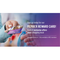 Waterford Credit Union 'Member Reward Card' - shop local and save money