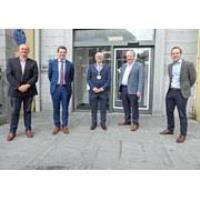 Housing Minister visits Waterford City