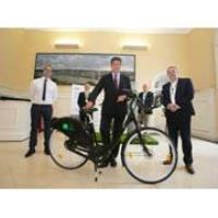 National Transport Authority launch consultation for Waterford City bike locations
