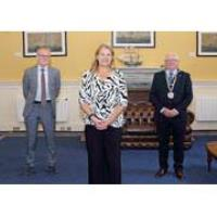 Waterford City extends welcome to Norwegian Ambassador