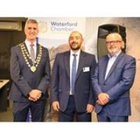 Tech firm chose Waterford for global HQ