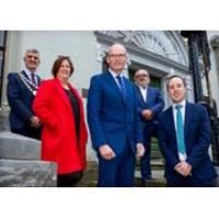 Chamber hosts open and frank discussion with Minister Coveney
