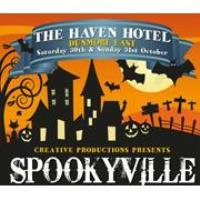 Spookyville Halloween Adventure at The Haven Hotel