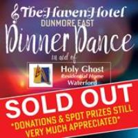 Dinner Dance in aid of The Holy Ghost
