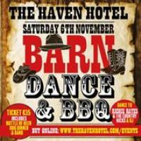 Barn Dance & BBQ at The Haven