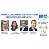 Financial Planning for Investment Webinar