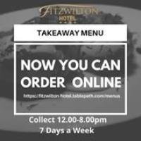 NEW Online Ordering – Fitzwilton Hotel Takeaway Menu