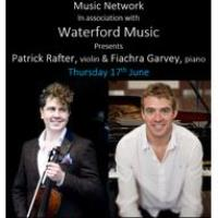 Music Network presents Patrick Rafter and Fiachra Garvey