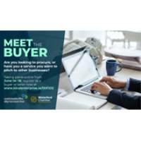 Make new business connections at Meet the Buyer