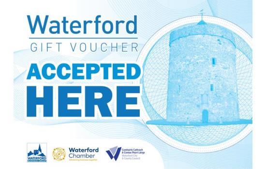 Waterford Gift Voucher