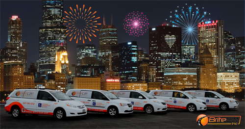 BriteLift - Chicago Fireworks