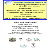 June 2 VIRTUAL Networking Breakfast