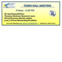 Zoom Town Hall Meeting