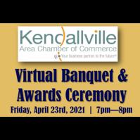 Kendallville Chamber Banquet 2021