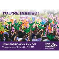 New Team Kick Off Event - 2020 Redding Walk To End Alzheimer's