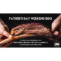 Father's Day Weekend Drive Through Barbeque
