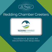 Greeters with Redding Fashion Alliance