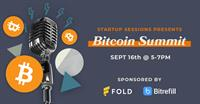 Bitcoin Summit: Presented By Startup Sessions