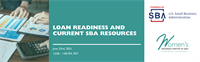 Loan Readiness and Current SBA Resources
