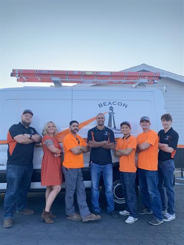 The Beacon Team!!!