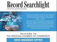 Record Searchlight - Redding