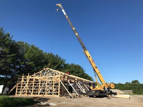 Eric's Auto Building Addition - Marinette, WI 2020