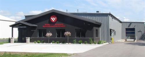 Winsert Building Addition - Marinette, WI
