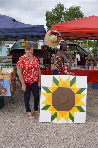 Everybody loves a flea market!