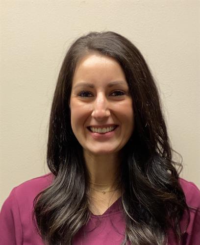 Kara Sallgren, Registered Nurse