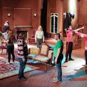 Theatre Students