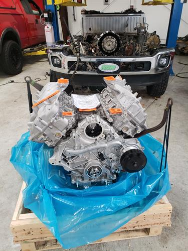6.7L Powerstroke Engine