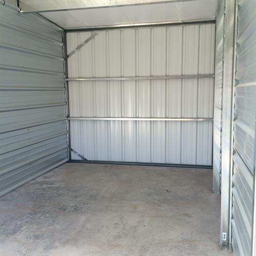 Clean quality storage units