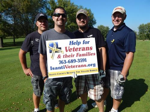 BYR Scholarship Golf Tournament