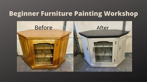 Paint Your own Piece Workshops